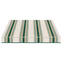 Tenda da sole a bracci Tempotest Parà 300 x 210 cm verde/beige/avorio Cod. 634/97