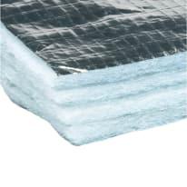 Rotolo in pellicole metallizzate Isolante termorifletente Reflex tetto Axton L 6,25 m x H 1,6 m, spessore 20 mm