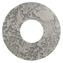 Plafoniera Hole grigio Ø 50 cm