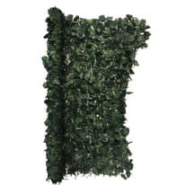 Siepe artificiale Siepe Artificiale Ivy Plus verde Scuro 150x300 cm L 3 x H 1,5 m