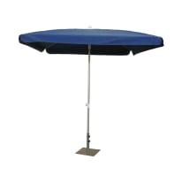 Ombrellone 2,15 x 2,15 m blu