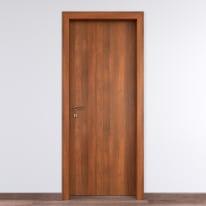 Porta per bed & breakfast battente Tuscan Hills noce biondo 70 x H 210 cm dx