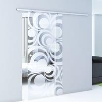 Porta da interno scorrevole Hypnotique 76 x H 215 cm reversibile