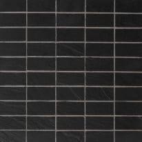 Mosaico Vesuvio 30 x 30 cm nero
