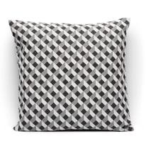 Fodera per cuscino Matrix grigio 40 x 40 cm