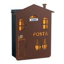 Cover per cassetta Mia Casa, L 31,5 x H 38,6 x P  0,1 cm