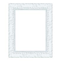 Cornice Sylvia bianco 18 x 24 cm