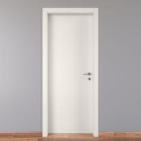 Porta per bed & breakfast battente Holiday bianco 90 x H 210 cm sx