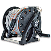 Avvolgitubo equipaggiato Claber Aquapony 15MT