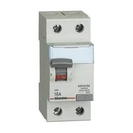 Interruttore differenziale puro BTicino G722AC16 2P 16 A