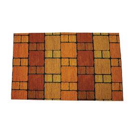 Passatoia al taglio Deco arancione 53 cm