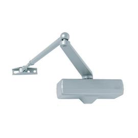 Chiudiporta idraulico argento forza 2