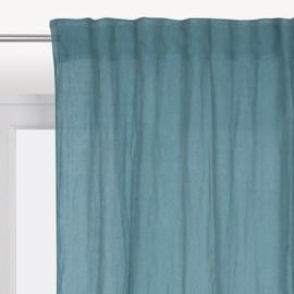 Tenda Lina azzurro 140 x 300 cm