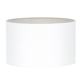 Paralume per lampada da tavolo personalizzabile Cilindro bianco