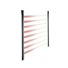 Barriere IR s/fili a celle solari Urmet Barriera multiplexata sincronizzata 1033/285