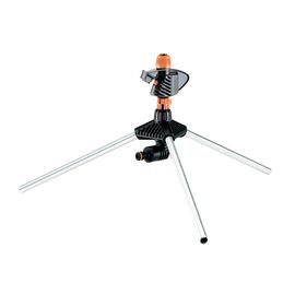Irrigatore di superfice rotante a battente Claber Impact Tripod