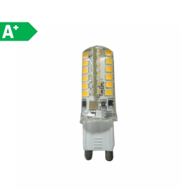 3 lampadine LED G9 =25W luce naturale 300°