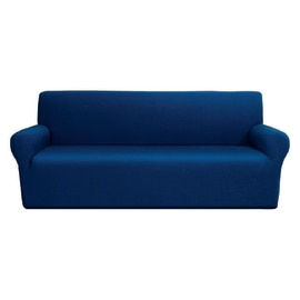 Copridivano 2 posti Compact blu