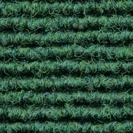 Passatoia al taglio Eco-stripe verde 65 cm