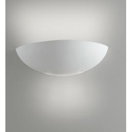 Applique Gesso Sestriere-ap L 31 x H 9,5 cm