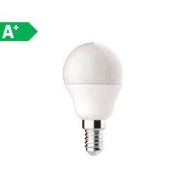 Lampadina LED Lexman E14 =25W sfera luce calda 200°