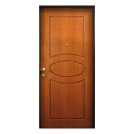 Porta blindata Loud tanganika medio L 80 x H 210 cm dx
