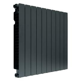 Radiatore Modern in alluminio 10 elementi interasse 700 mm