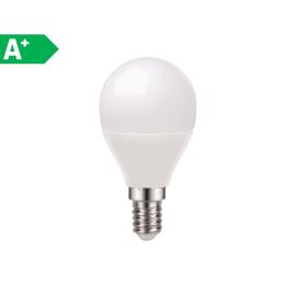 Lampadina LED Lexman E14 =60W sfera luce calda 220°