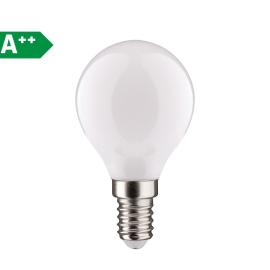 Lampadina LED Lexman Filamento E14 =48W sfera luce calda 360°