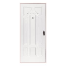 Porta blindata Argo bianco L 90 x H 210 cm sx