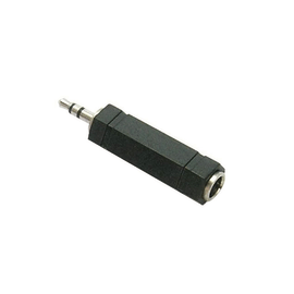 Adattatore jack 3.5 - jack 6.35 M/F