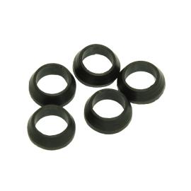 10 guarnizioni coniche in gomma, Ø 32 mm