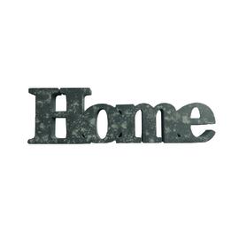 Scritta Home cemento 24,5x41