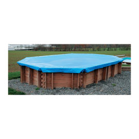 Copertura invernale per piscina 482 x 712 cm