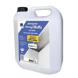 Detergente igienizzante liquido Distruggi Muffa 5 L