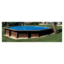 Copertura isotermica 360 x 585 cm per piscina
