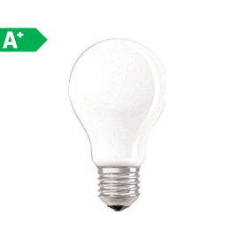 Lampadina LED Osram E27 =40W goccia luce calda 320°