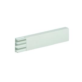 Canale di cablaggio adesivo 22 x 10 mm x L 2 m