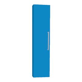 Colonna Ginevra SX blu chiaro 1 anta L 32 x H 16 x P 140 cm