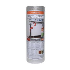Rotolo in EPS con grafite Neopor Termoriflettente L 6 m x H 0,5 m, spessore 4 mm
