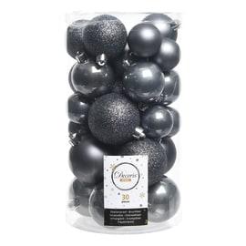Box sfere grigio antracite misure assortite