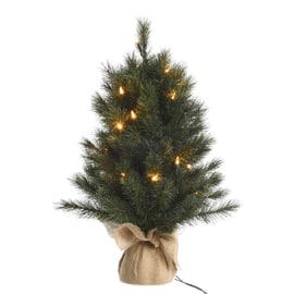 Alberello di Natale da appoggio H 75 cm