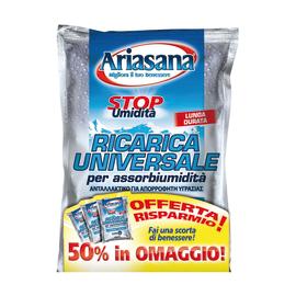 Assorbiumidità Ariasana ricarica universale neutro 450 g