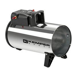 Generatore di aria calda Kemper 65311 inox 12 W
