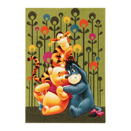 Tappeto Winnie & friends premium multicolore 133 x 190 cm