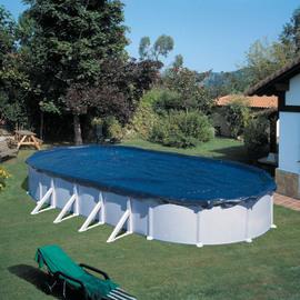 Copertura invernale per piscina 470 x 810 cm
