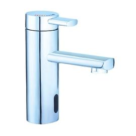 Miscelatore lavabo temporizzato Naxos cromato