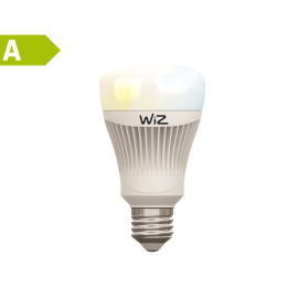 2 lampadine smart LED Wiz GU10 =50W luce CCT