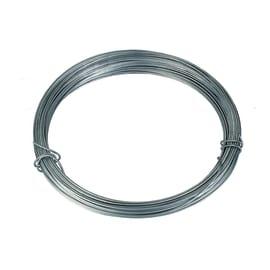 Filo in ferro zincato Ø 0,5 mm x 25 m