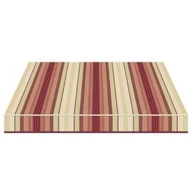 Tenda da sole a bracci Tempotest Parà 240 x 210 cm marrone/beige/rosso/bordeaux Cod. 5011/11